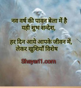 new year 2020 shayari in hindi