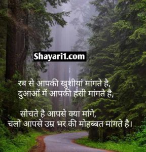 love couple shayari in hindi