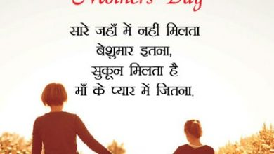 Photo of Happy Mothers Day Shayari in Hindi 2020